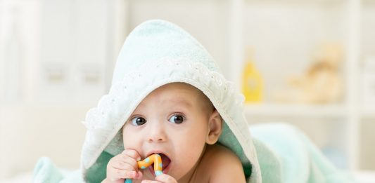 Pielęgnacyjne vademecum noworodka