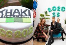 Relacja z prezentacji kolekcji wiosna - lato 2020 w Khaki showroom