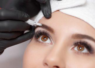 Rodzaje makijażu permanentnego brwi