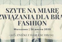 Patronat medialny: Szyte na miarę rozwiązania dla branży fashion