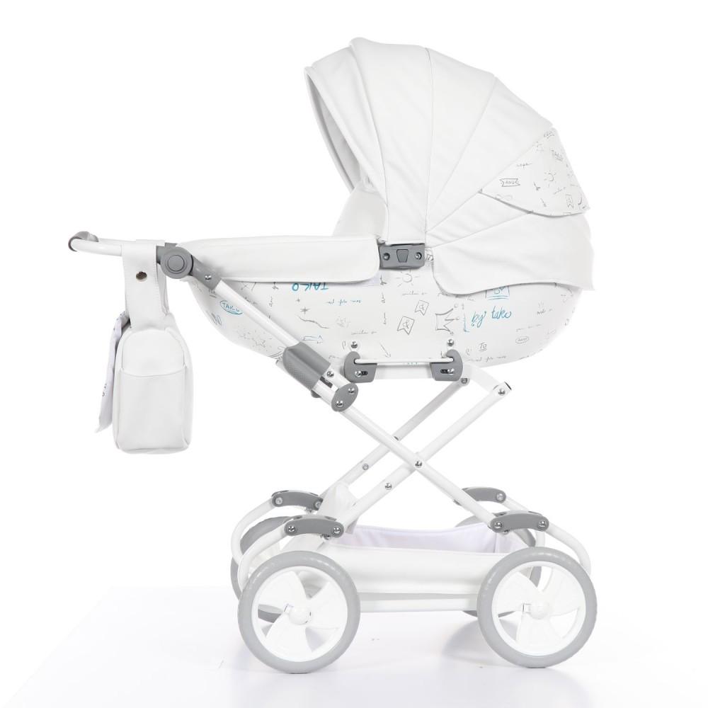Wózki dziecięce 2w1