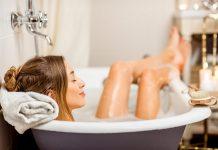 TOP5 kosmetyków do kąpieli, które pomogą ci się zrelaksować