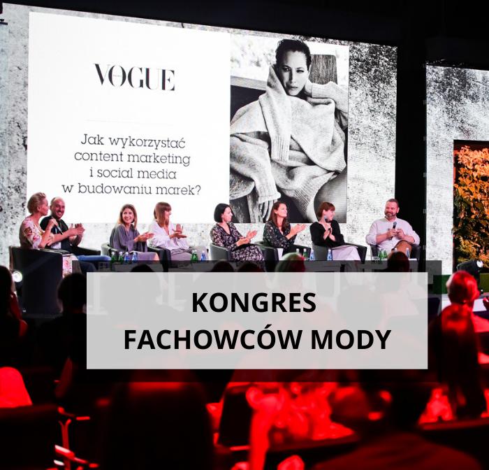 kongres fachowców mody