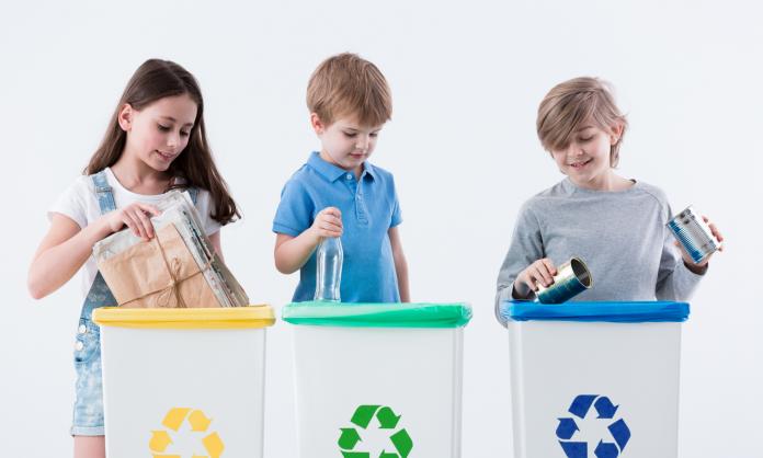 Jak nauczyć dziecko segregacji śmieci
