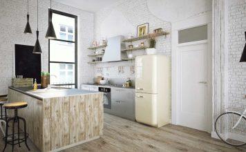 Jak urządzić kuchnię w starym stylu