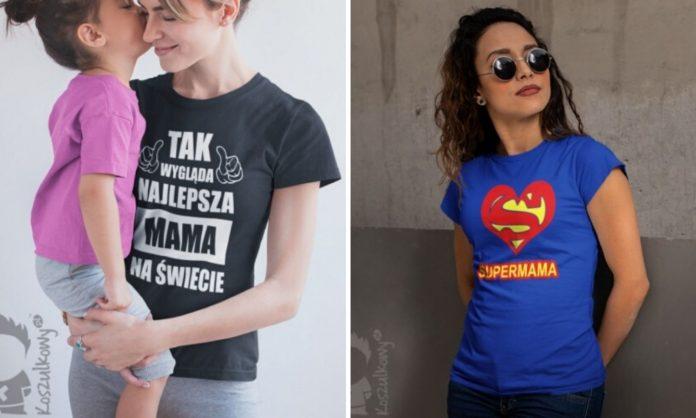 Koszulka na dzień mamy