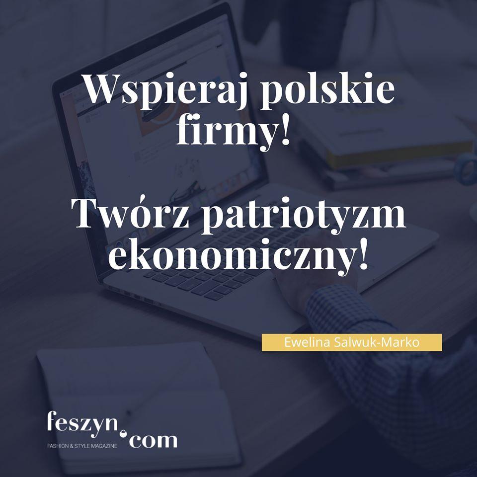 #KUPUJE #WSPIERAM #POMAGAM - wspieramy polskie produkty! Budujemy patriotyzm ekonomiczny!