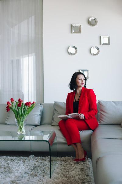 Magdalena Szewczuk Czerwona Szpilka