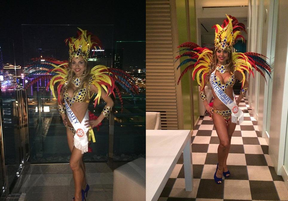 Miss Tropic Beauty w Las Vegas