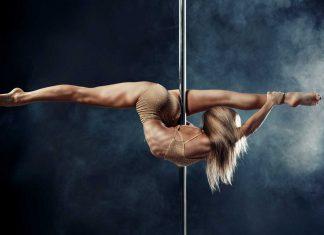 szorty pole dance