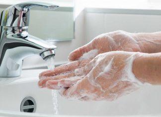 środki sanitarne