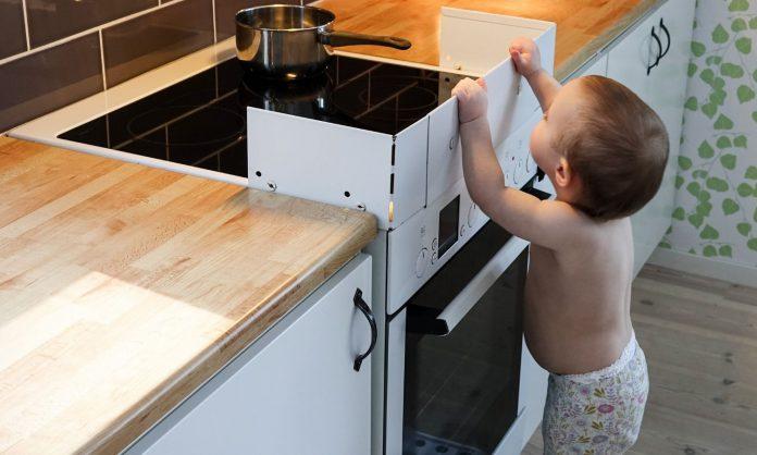 Jak zabezpieczyć dom przed niemowlakiem?