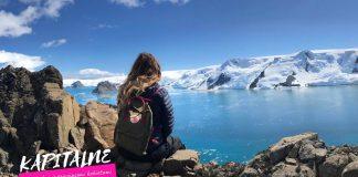Rzuciła prace w korpo, aby pracować na... Antarktyce