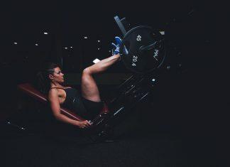 Trening na mięśnie nóg