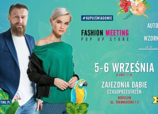 targi fashion meeting