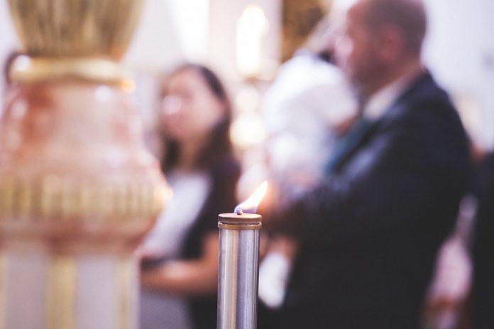 Kartki na chrzest