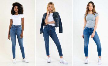 damskie jeansy big star