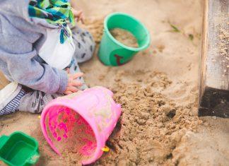 zabawki do piaskownicy