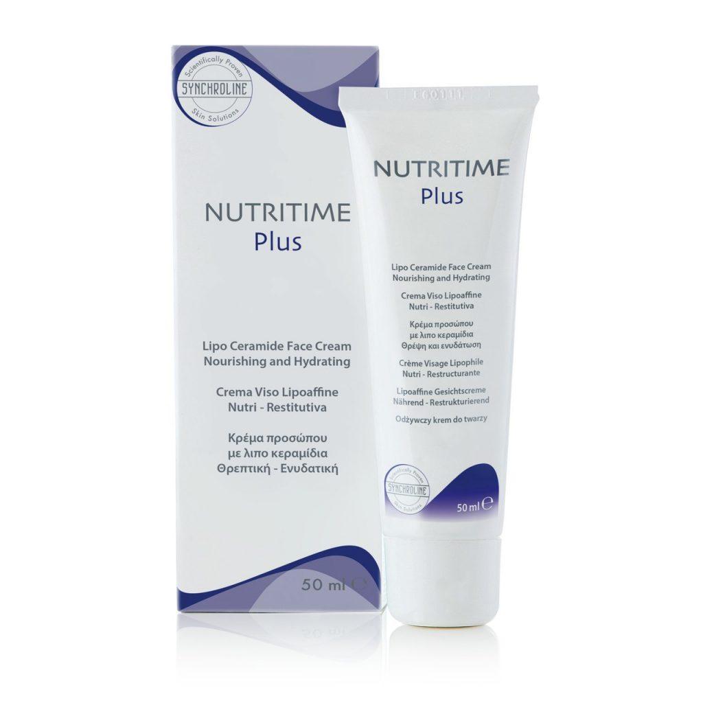 Nutritime Plus Odżywczy krem do twarzy