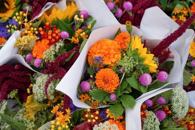 poczta kwiatowe