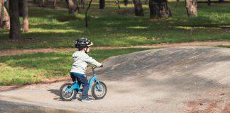 rowerek biegowy dla rocznego dziecka