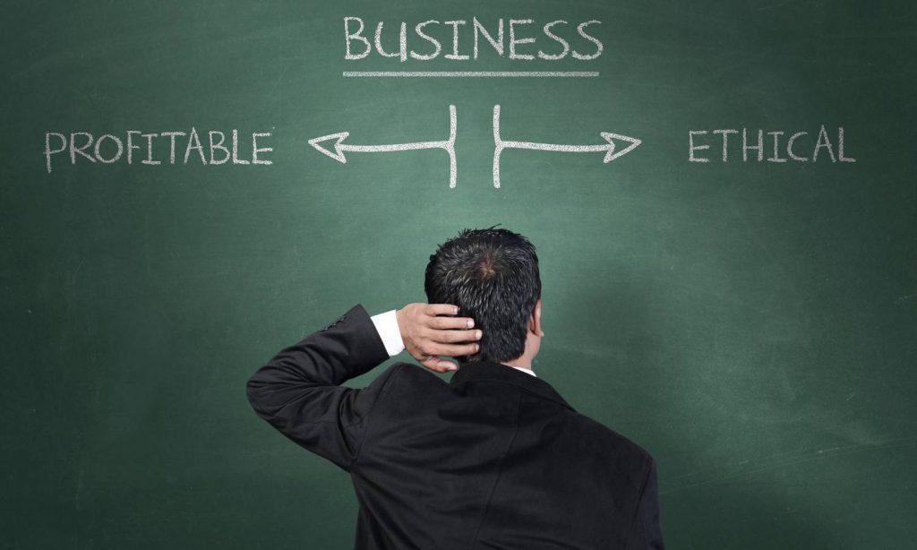 Etyka w biznesie w czasie pandemii
