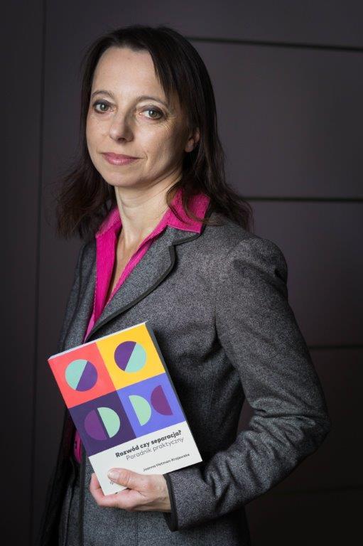 Joanna Hetman-Krajewska, fot. Krzysztof Żuczkowski