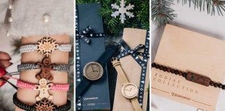 Pomysł na prezent na Święta – drewniane zegarki i biżuteria od Plantwear