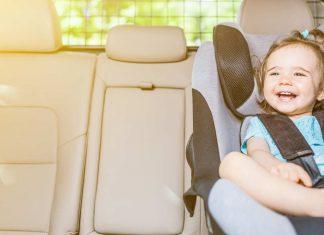 bezpiecznego fotelika dziecięcego