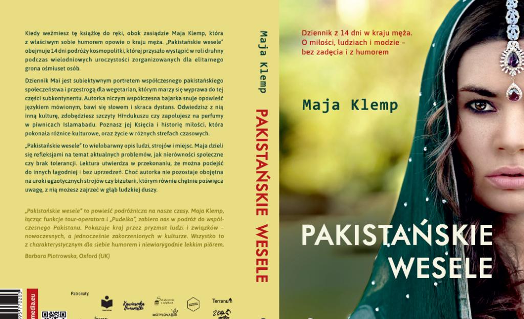 Maja Klemp Pakistańskie wesele