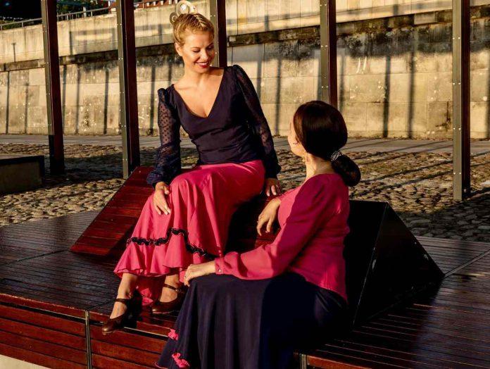 strój do flamenco