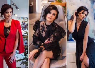Ilona Adamska promuje polskie marki w ekskluzywnym salonie Boconcept