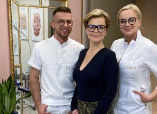 Monika Zamachowska Ambasadorką marki DERMA INSTYTUT.