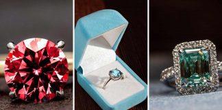 Szafir, rubin a może szmaragd? Symbolika pierścionków zaręczynowych