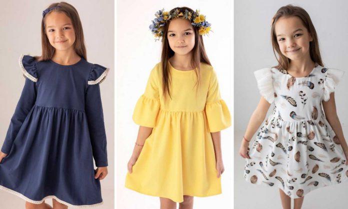 sukienki wizytowe dla dziewczynek