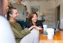 Pożyczki w domu klientki