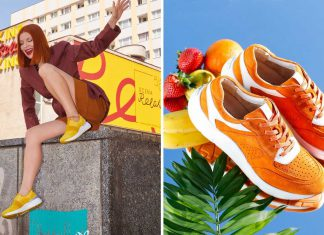 Wiosenno-letnia kolekcja obuwia Caprice