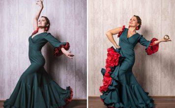 suknie do flamenco