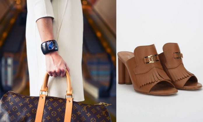 buty marki Louis Vuitton