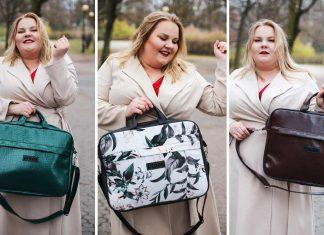 kobiece torby na laptopa