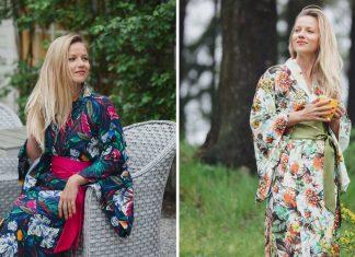 Kimono damskie