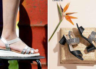Przewiewne buty na lato damskie