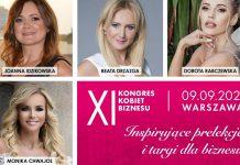 XI Kongres Kobiet Biznesu