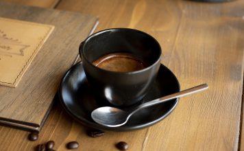 rytuał picia kawy
