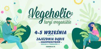 Vegeholic targi wegańskie