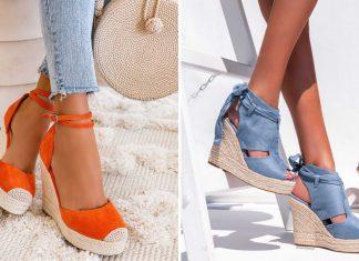 Wygodne obuwie na letnią pogodę