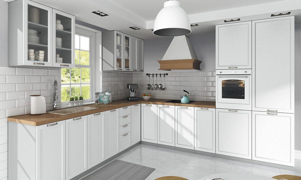 5 łatwych sposobów na połączenie kuchni z salonem