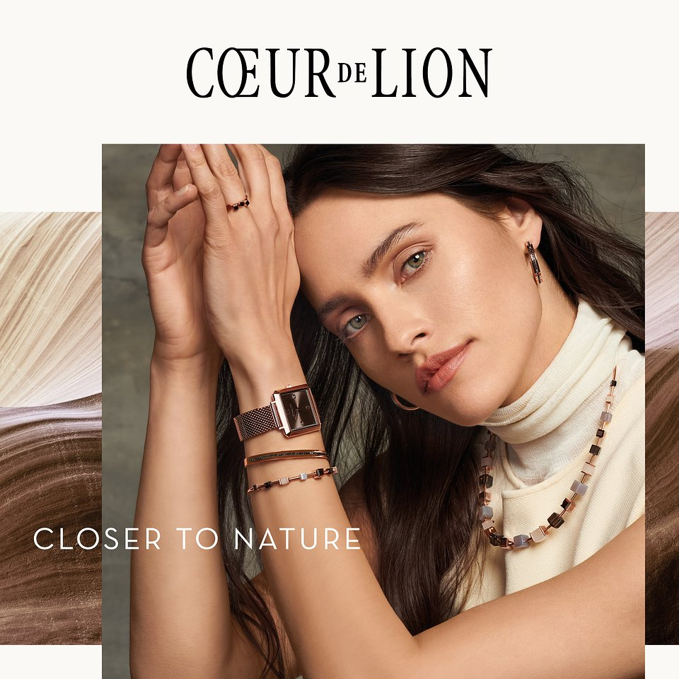 biżuteria Coeur de Lion